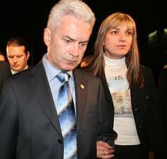 Волен и Капка пред развод