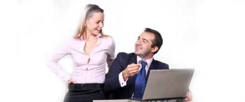 Как да озаптиш шефа сваляч