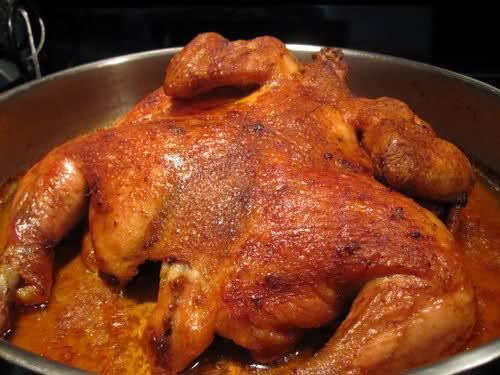 Как да си приготвим пилешки джоб със стафиди