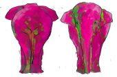 розовите слонове