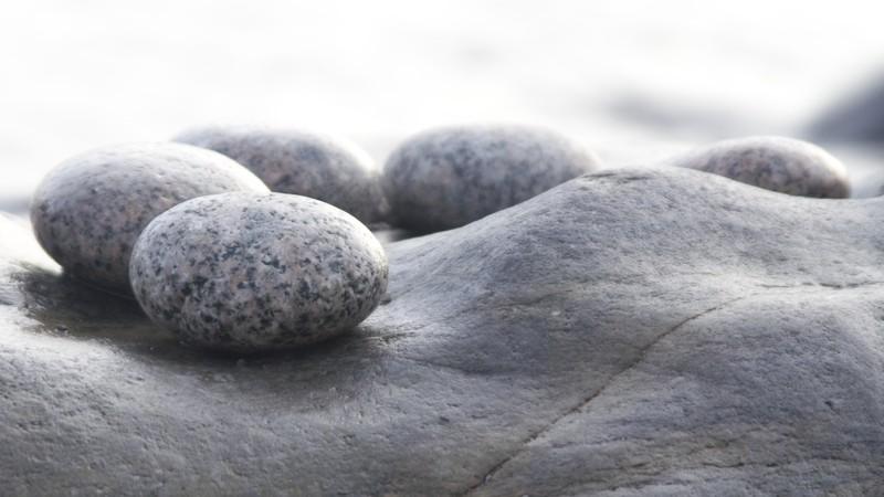 Камъните разкриват странни гадания