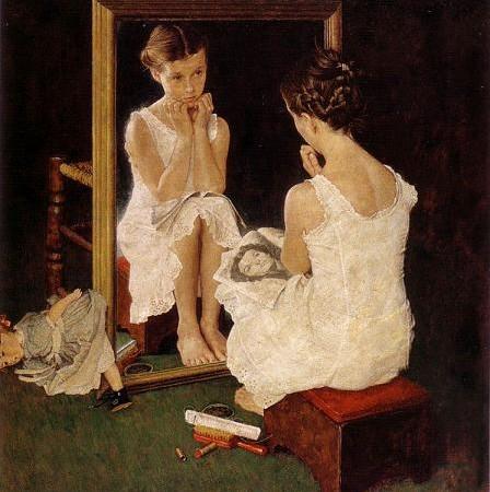 Знаете ли как ни влияят огледалата?