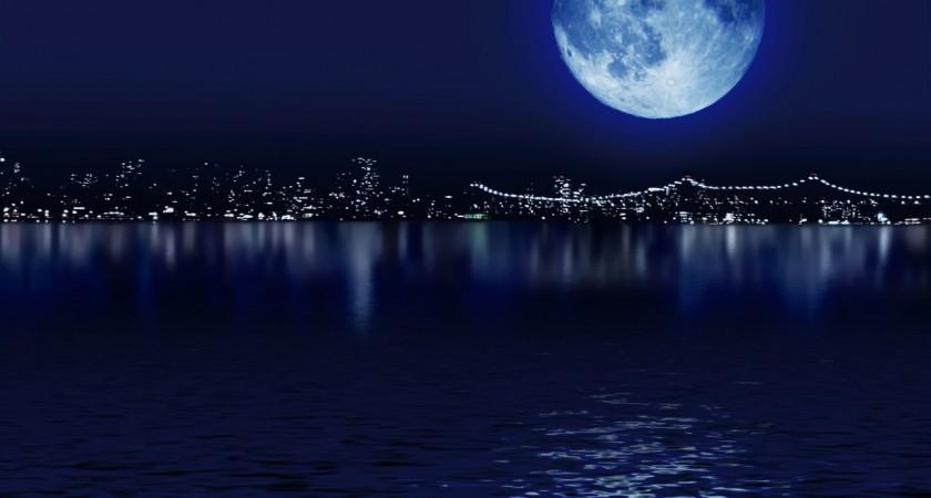 Синя луна – рядко явление, което може да се наблюдава тази вечер