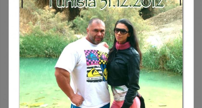 Ето къде посрещна новата 2013-а година Биляна Йотовска