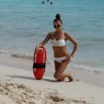 И Галена цъфна на екзотичен плаж (СНИМКИ)
