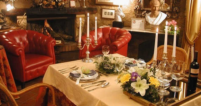 solo per due - най-малкият ресторант в света
