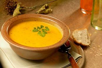 крем супа от тиква рецепта