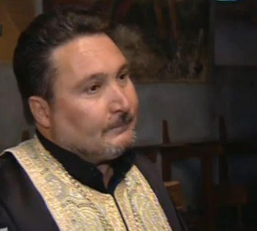 Отец Михаил Иванов от Покрайна, Видин