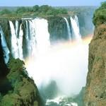 Водопадът Виктория в Южна Африка