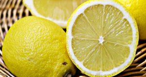 половин лимон