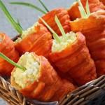 Прекрасна рецепта за Великден: Тестени моркови с пълнеж