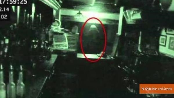 Заснеха призрак в заведение във Великобритания! (ВИДЕО)