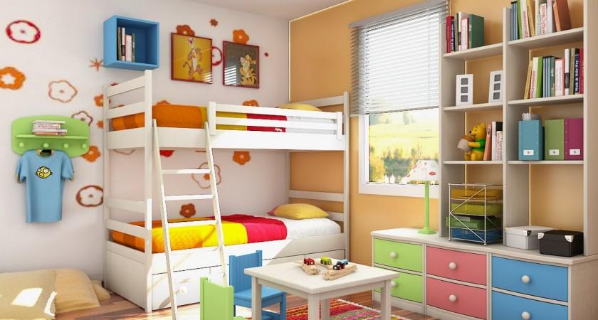 Колко струва обзавеждането на детска стая?