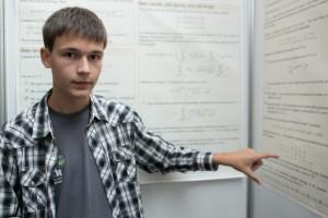 Петър Гайдаров, снимка: EUCYS