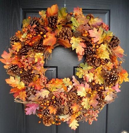 Няколко прекрасни идеи за есенна украса на дома
