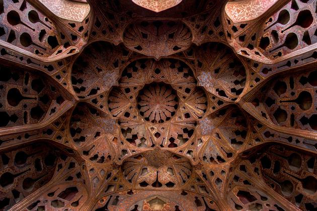 krasota iranski hram