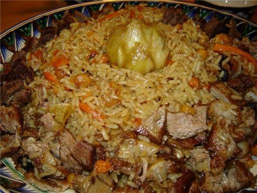 Свинско с ориз – ето как се приготвя!