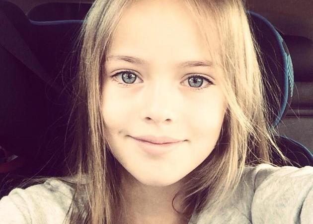 Обявиха Кристина за най-красивата в света! (СНИМКИ)
