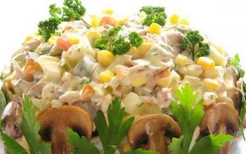salata gybi
