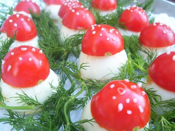 salata yayca
