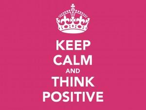 pozitivno mislene