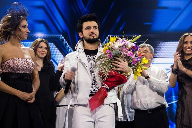 Славин X Factor