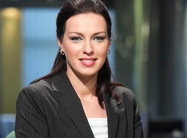 Виктория Петрова новинарка