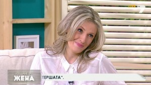 Актрисата Лилия Маравиля