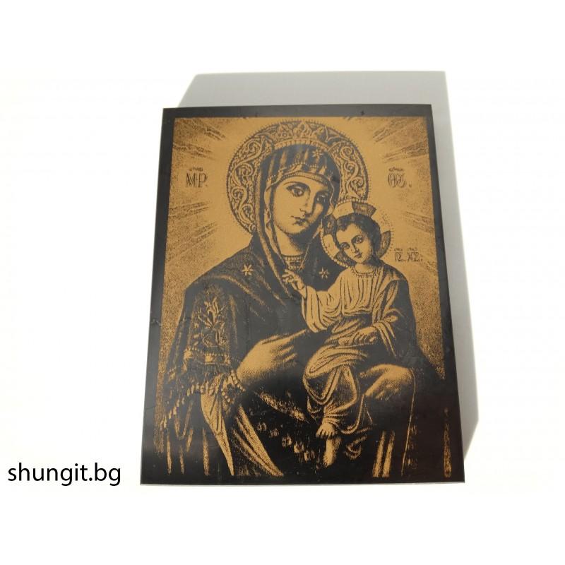 икона от шунгит