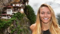 Тази пътешественичка обиколи света за 18 месеца