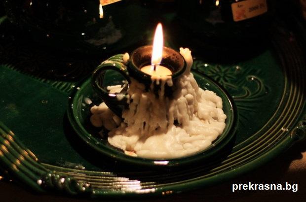 ритуали със свещи