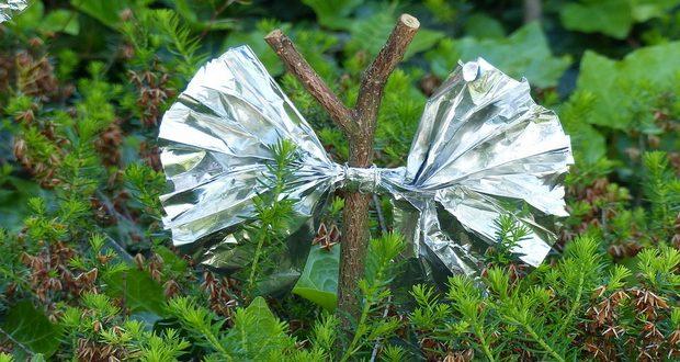 алуминиевото фолио